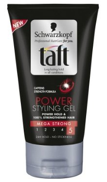 Gel de par Power Styling Gel Taft